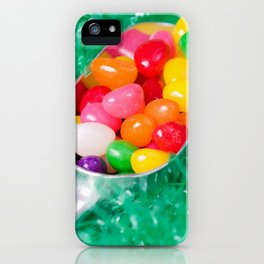 Colorful Jellybeans iPhone Case