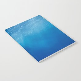 Looking Up at the Ocean Notebook