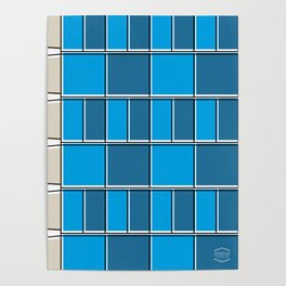 Facultad de Arquitectura y Urbanismo (FAU) -Detail- Poster