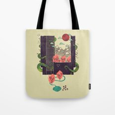 A World Within Tote Bag