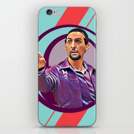 You gotta day Wednesday baby ! iPhone Skin