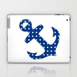 Levando Anclas Azul Laptop & iPad Skin