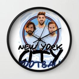 I Love NY City Wall Clock