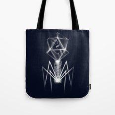 Human Virus Tote Bag
