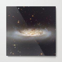 Galaxy NGC 4522 Metal Print