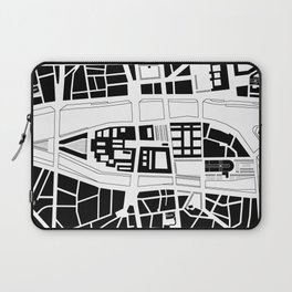 Île de la Cité. Paris Laptop Sleeve
