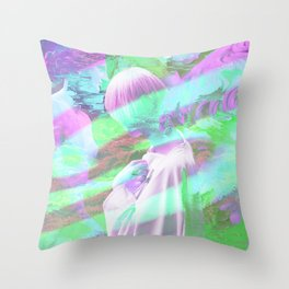 PUZZLEMENT Throw Pillow