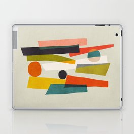 Sticks and Stones Laptop & iPad Skin