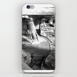 Vintage Landscape : Canyon de Chelly National Monument, Arizona iPhone Skin