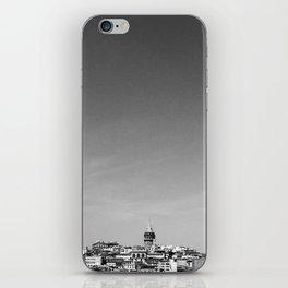 Society6 Istanbul iPhone Skin