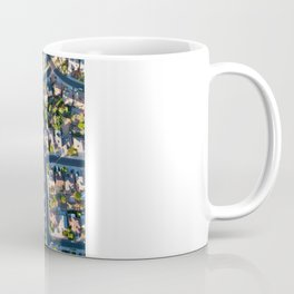 Blissful Suburbia  Coffee Mug