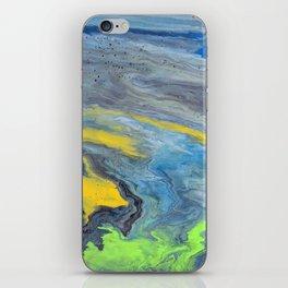 Blue Horizon iPhone Skin