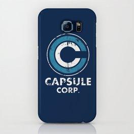 Capsule Corp Vintage dark iPhone Case