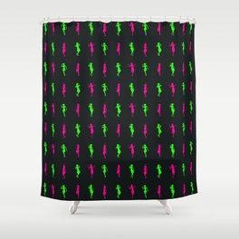 Girls Shower Curtain