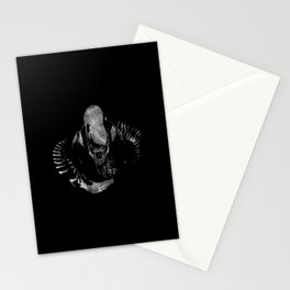 Aliens Here Stationery Cards