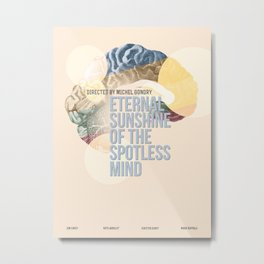 Eternal Sunshine Metal Print