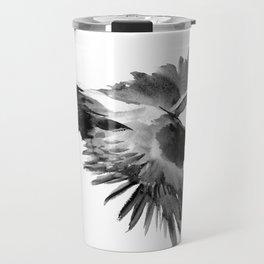Flying Raven Travel Mug