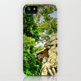 Christ's Statue. Germany iPhone Case