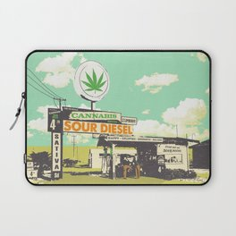 SOUR DIESEL Laptop Sleeve