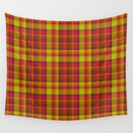 October Flannel Wall Tapestry