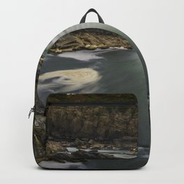 Great Falls in Autumn II Backpack