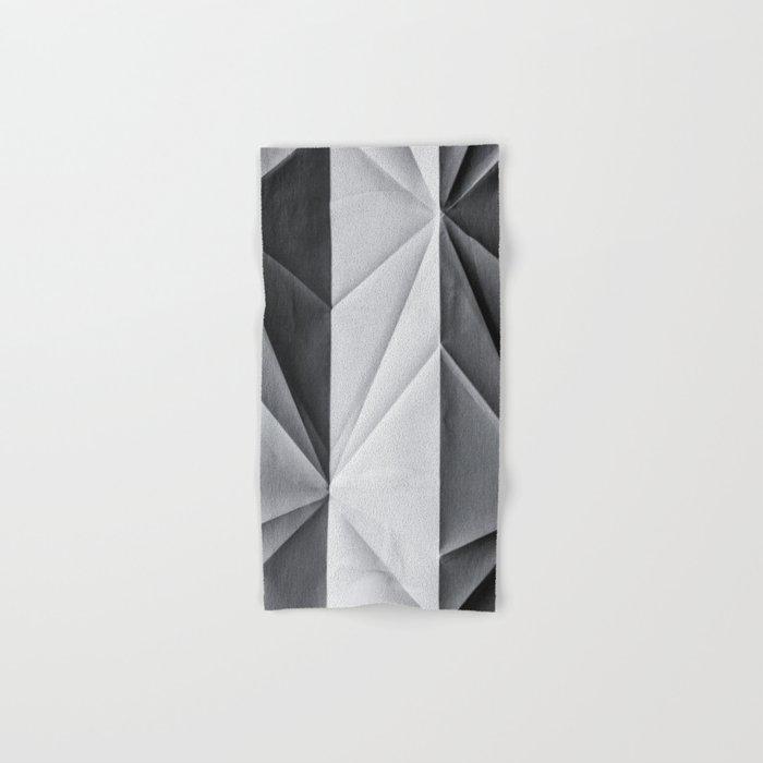 Folded Paper 1 Hand & Bath Towel