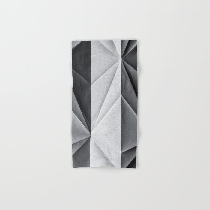 Folded Paper 1 Hand & Bath Towel