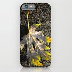 golden maple leaf Slim Case iPhone 6s