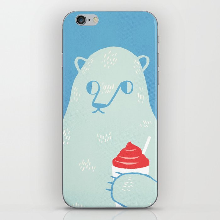 Polar Beverage iPhone Skin