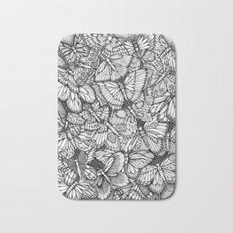 The Butterflies Waltzes by Kent Chua Bath Mat