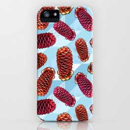 Australian Native Florals - Beehive Ginger iPhone Case