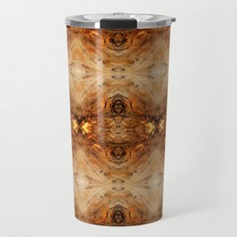 Fractal Art - Bi-Starter B2 Travel Mug