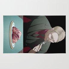 Remarkable Boy (Hannibal Lecter) Rug
