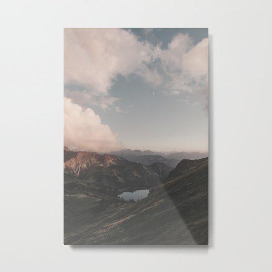Moonchild - Landscape Photography Metal Print