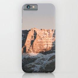 Dolomites | Nature and Landscape Photography iPhone Case