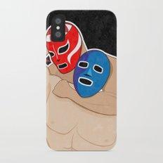 Lucha Libre Wrestling iPhone X Slim Case