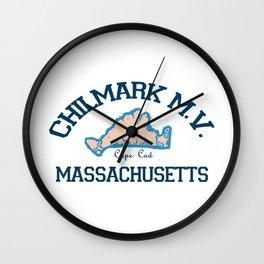 ChilMark, Cape Cod Wall Clock