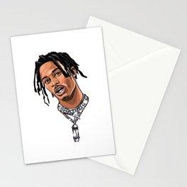 Rapper Boy  Stationery Cards