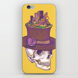 Paradise City iPhone Skin