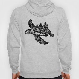 Sea Turtle City Hoody