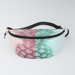 Double Pineapple Fanny Pack