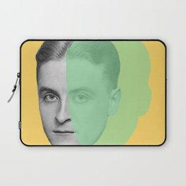 F. Scott Fitzgerald Laptop Sleeve