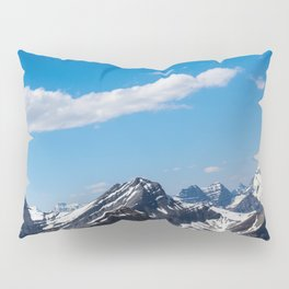 Dreamy Mountain Tops Pillow Sham