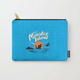 godzilla island Carry-All Pouch