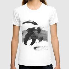 Brush black away T-shirt
