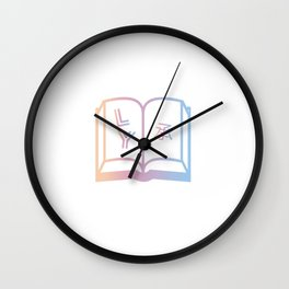 LY: Jin Ver. Wall Clock
