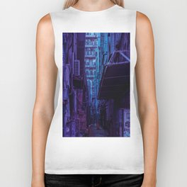 Tokyo Nights / Shadow of The Day / Liam Wong Biker Tank