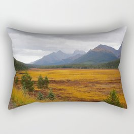 Back-Country Rectangular Pillow