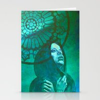 gothic Stationery Cards featuring Gothic by ARTito