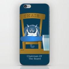 Jackson: The Chairman 2 iPhone & iPod Skin